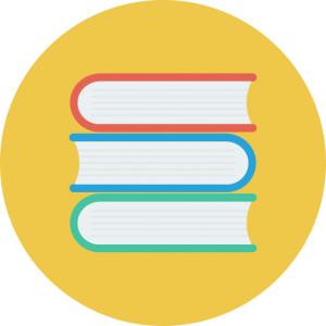 Böcker symbol