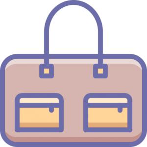 Väskor symbol